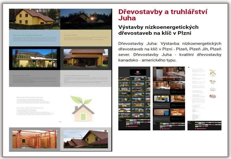 Dřevostavby a truhlářství Juha