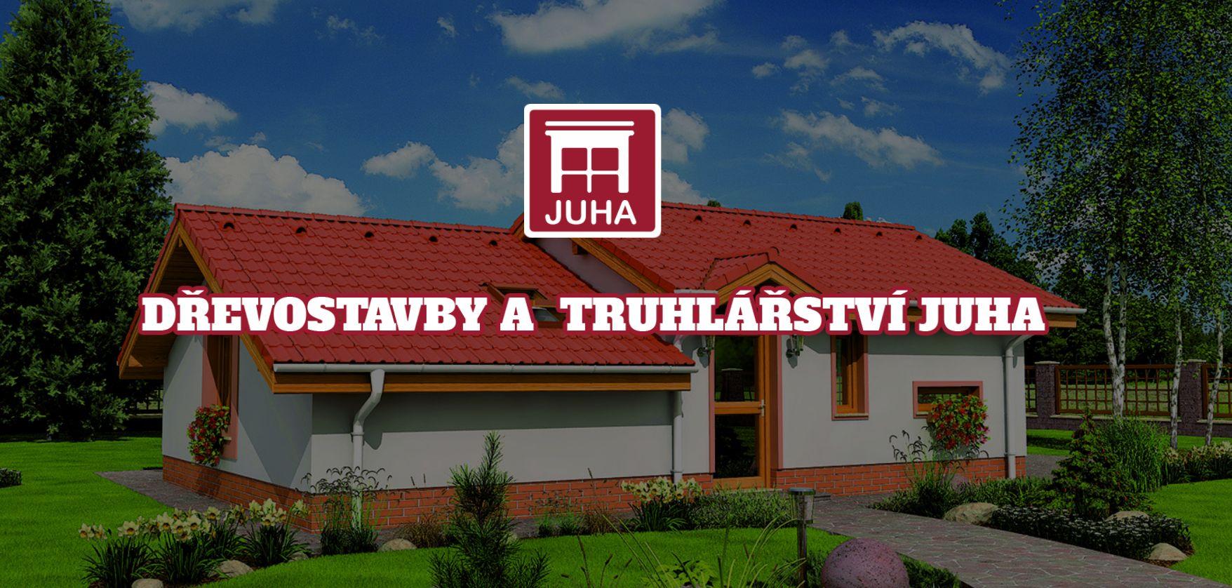 Výstavba dřevostaveb - Dřevostavby Plzeň - dřevostavby Juha - kontakt