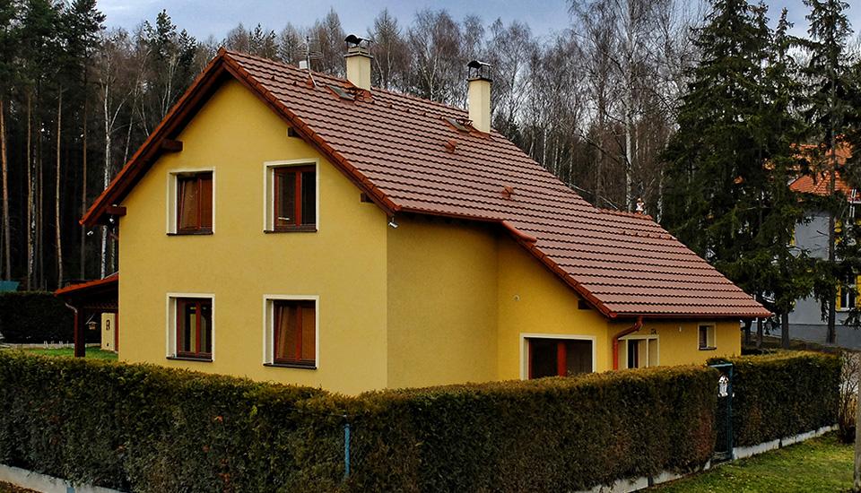 Výstavba dřevostaveb - Dřevostavby Plzeň