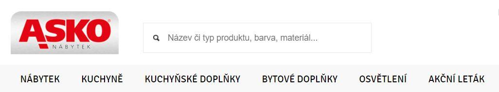 ASKO - NÁBYTEK dodavatel pro firmu Dřevostavby Juha