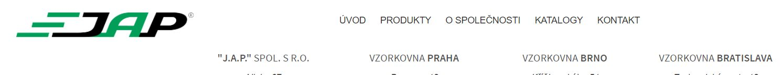 J.A.P. spol. s r.o. dodavatel stavebních materiálů pro firmu Dřevostavby Juha
